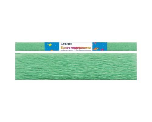 Бумага крепированная deVENTE 32 г/м, 50x250см. светло-зеленая
