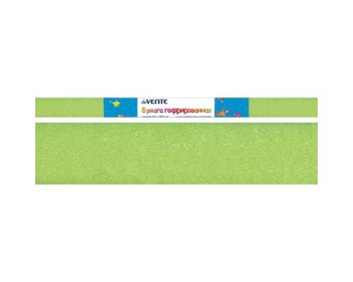 Бумага крепированная deVENTE 32 г/м, 50x250см. травянисто-зеленая