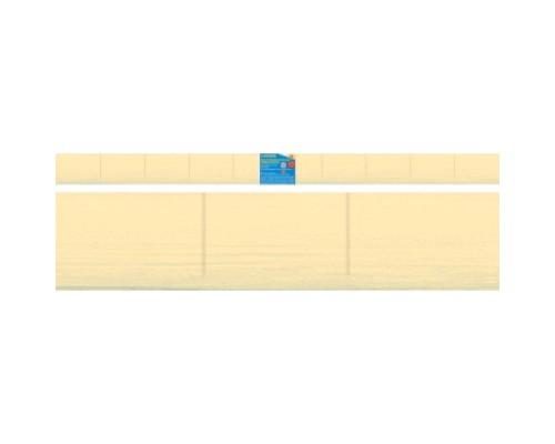 Бумага крепированная флористическая deVENTE 140 г, 50x250см. персиковая