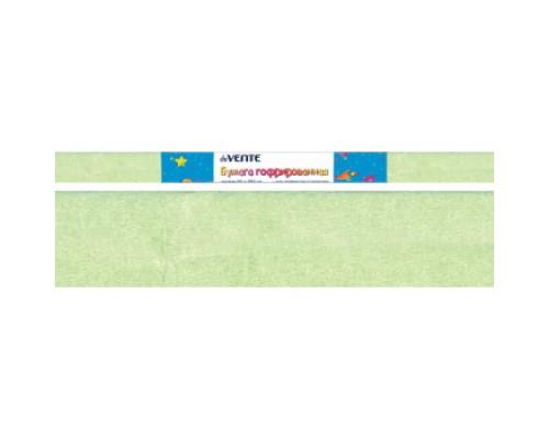 Бумага крепированная deVENTE 22 г/м, 50x250см., салатовая перламутровая