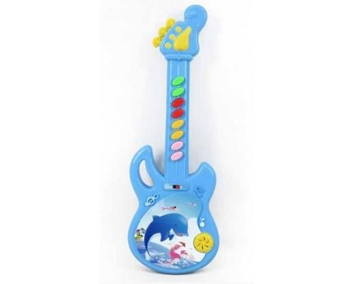 Гитара 998-21 звук, на бат.30см.AL023991