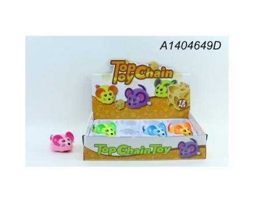 Заводная мышь, цвет в асс.A1404649D